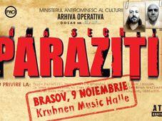 "PARAZITII cu ""Arma secretă"" in Brasov!"