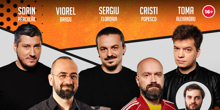 Sibiu: Turneu National Ceva Marunt Show 2