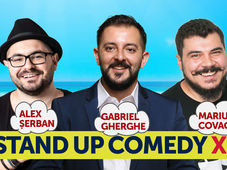 Stand Up Comedy x3 @Old Mike Pub