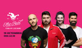 The Fool:  Stand-up comedy cu Micutzu, Bordea, Teodora și Geo