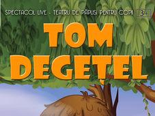 Tom Degetel la Artist Café
