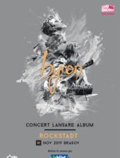 byron – lansare de album