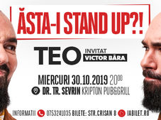 "Stand Up Comedy: ""Ăsta-i stand up?!"""