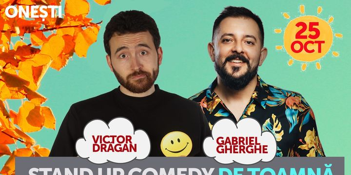 Stand-up Comedy de Toamna - Gabriel Gherghe si Victor Dragan