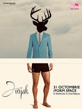 Jurjak la Cluj in /Form Space / 31 octombrie