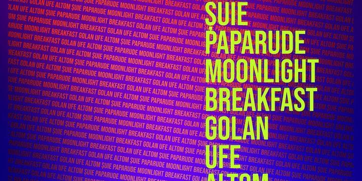 Revelion 20XX: Golan, Moonlight Breakfast, Suie Paparude, Ufe si Altom