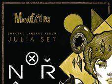 """N.O.R lansează albumul """"Julia Set"""" la Timişoara cu invitati Fall Of The Poets"""