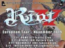 Riot Live in Club Fabrica