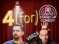 Spectacol extraordinar  4 (FOR) Stand-up comedy