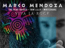 Marco Mendoza - Viva la Rock Tour 2019