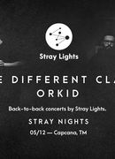 Stray Night #5 w. The Different Class & Orkid at Capcana