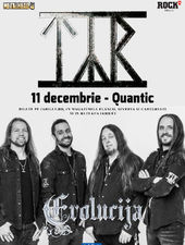 TYR in concert la Quantic Club