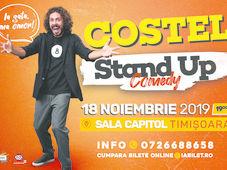 """Ia gata, ma omor!"" Costel – Invitat Alex Mocanu - Timișoara"