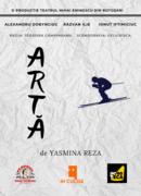Artă de Yasmina Reza (Spectacol Invitat)