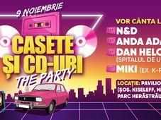 Casete și CD-uri // The Party