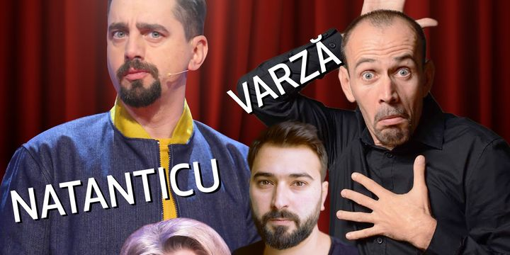 Timisoara: Spectacol extraordinar 4 (FOR) Stand-up comedy