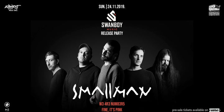 SWANBOY MUSIC Release Party
