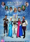 Brasov: Frozen Regatul Inghetat