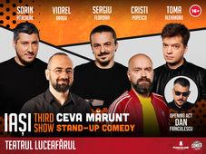 Iași: Turneu Național Ceva Mărunt Show 3