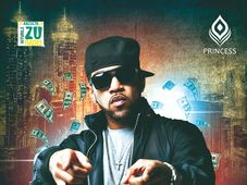 Lloyd Banks live performance at Princess Club Bucharest