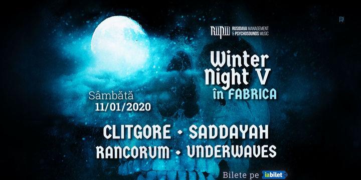 Winter Night in Fabrica - part V