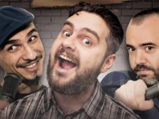 Stand-Up Comedy : Tiberiu Popovici, Cristian Dumitru si Bogdan Zloteanu
