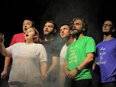 FLU FLU - un spectacol concert de Răzvan Clopoțel