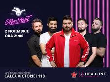 Stand-up comedy cu Micutzu, Cortea, Bucălae, Geo și Claudiu