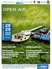 Blues in the Garden Festival