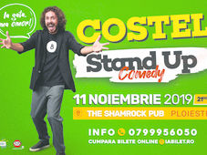 """""""Ia gata, ma omor!"""" Costel– Invitat Raul Gheba, in deschidere-Ploiesti Show 2"""