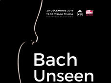 Bach Unseen Concert în întuneric