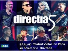 Barlad: Concert Directia 5