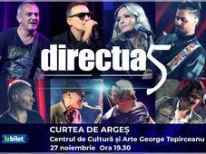 Curtea de Arges: Concert Directia 5