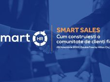 Smart Sales - Cum construiesti o comunitate de clienti fideli