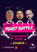 The Fool: Roast Battle - Finala