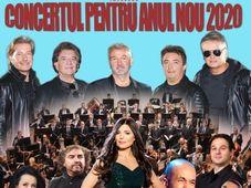 Botosani: Concertul pentru Anul Nou 2020 - Holograf Simfonic