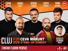 Cluj: Turneu Național Ceva Mărunt - Show #2