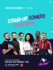 The Fool: Stand-up comedy caritabil
