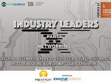 Industry Leaders Party & Networking