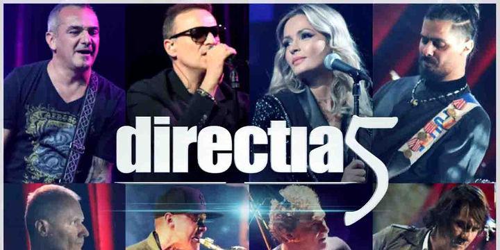 Turda: Concert Directia 5