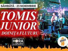 Tomis Junior & Doinița Fluturu // 23 noiembrie // Berăria H