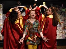 Reprezentatii - Supermarket Musical (Spectacol realizat cu studenții TeenMedia Academy)