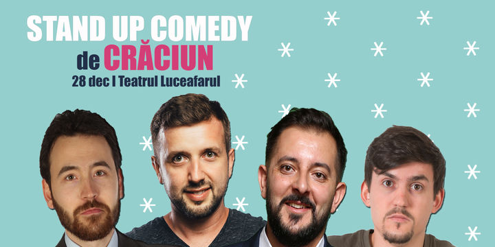 Stand Up Comedy de Craciun