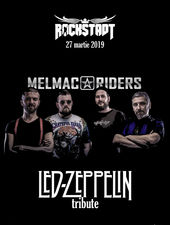 Brasov: Led Zeppelin tribute by Melmac Riders