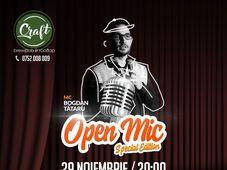 Premianții Open Mic-ului din Timișoara