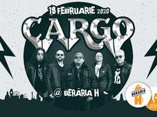 Cargo // 18 februarie // Berăria H