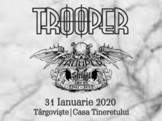 Târgoviște: Trooper - Strigat (Best of 2002-2019)