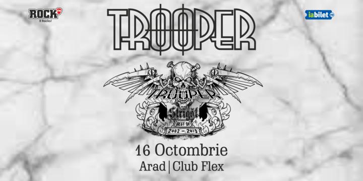 Arad: Trooper - Strigat (Best of 2002-2019)