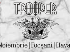 Focșani: Trooper - Strigat (Best of 2002-2019)