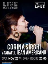 Corina Sîrghi & Taraf Jean Americanu